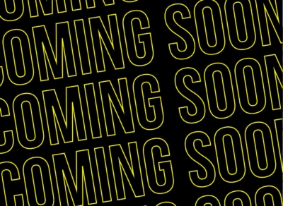 Coming soon –Manchester